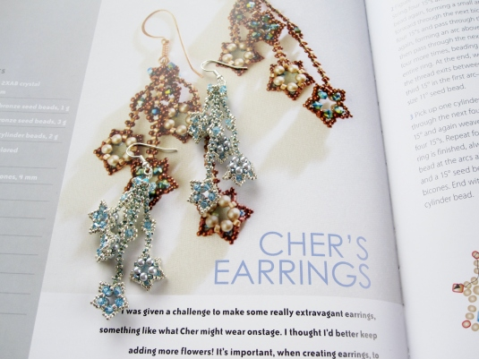 Cher's Earrings